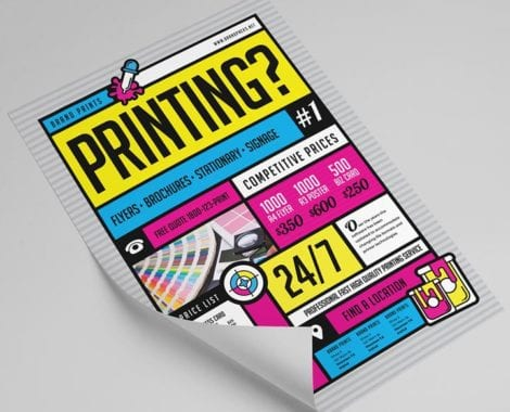 Free Print Template Pack Thumbnail