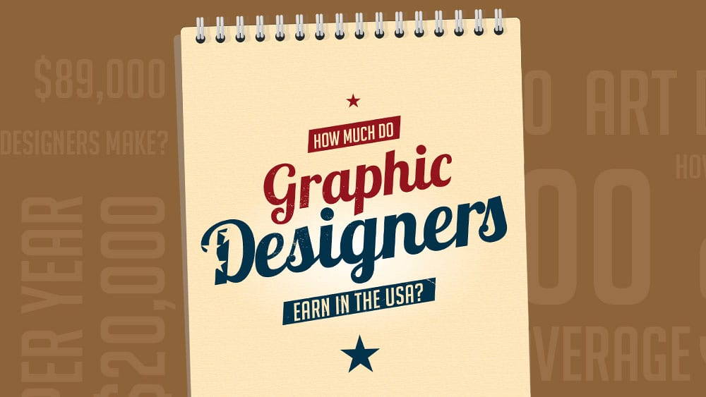 How Much Graphic Designers Make