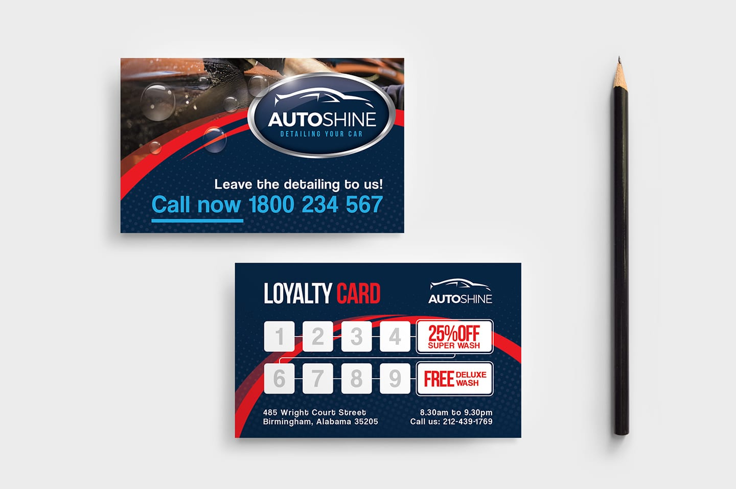 Free Car Wash Templates In Psd Ai Vector Brandpacks