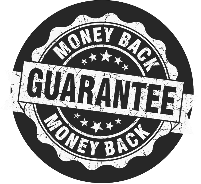 Brandpacks Money Back Guarantee