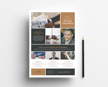 Free Multi-Purpose Business Poster Template