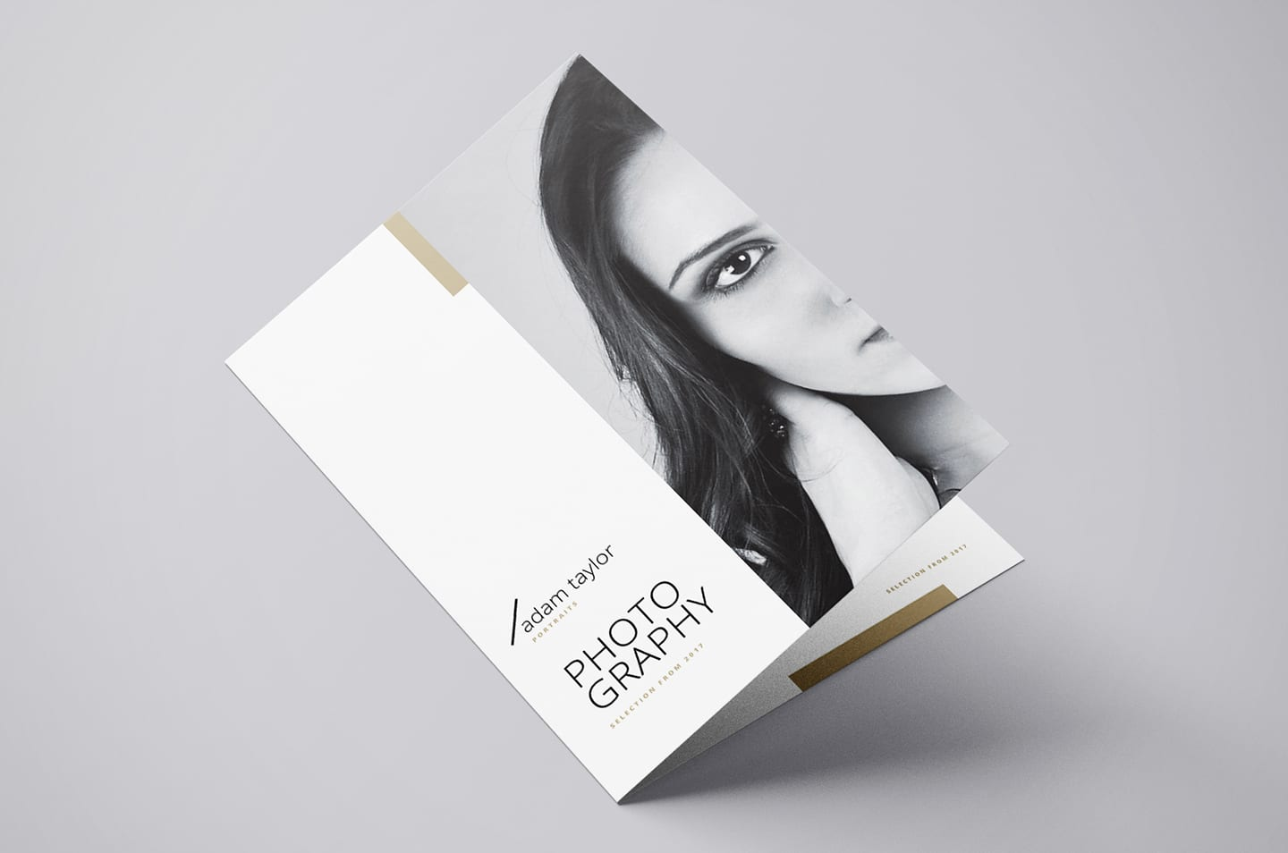 Free Photography Brochure Template