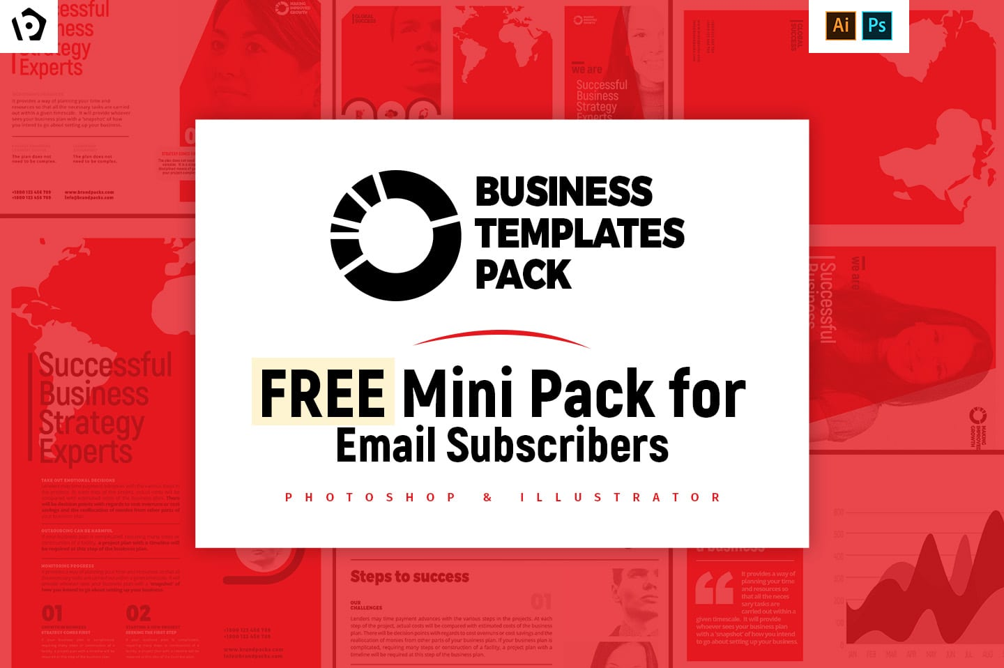 Free Business Templates for Email Subscribers