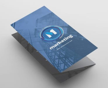 Free Multipurpose Trifold Brochure Template