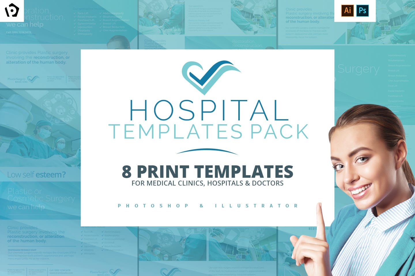 Hospital Templates Pack