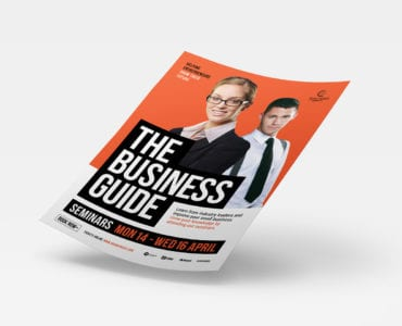 Free Business Poster Template