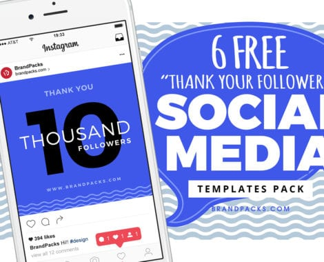 Free Social Media Templates Pack