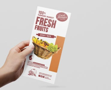 Free Farmers Market Flyer Template