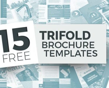 Free Tri-Fold Brochure Templates in PSD & Vector