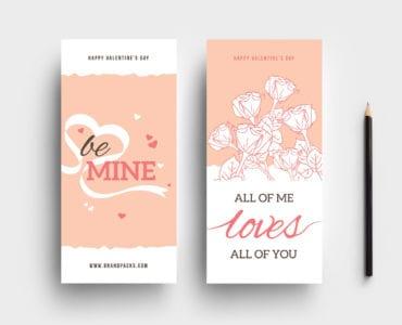 Free Valentines Flyer Templates