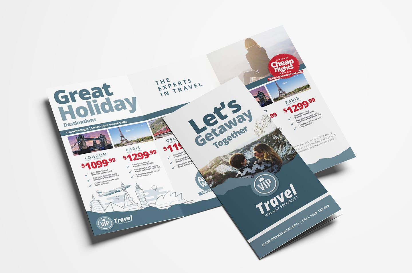 free travel agency poster  u0026 brochure template in psd  ai