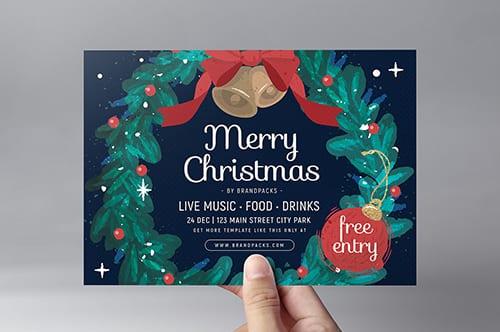 Christmas Flyer Template v2