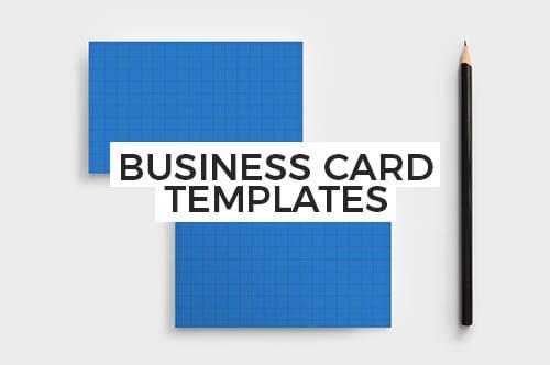PSD & Vector Business Card Templates