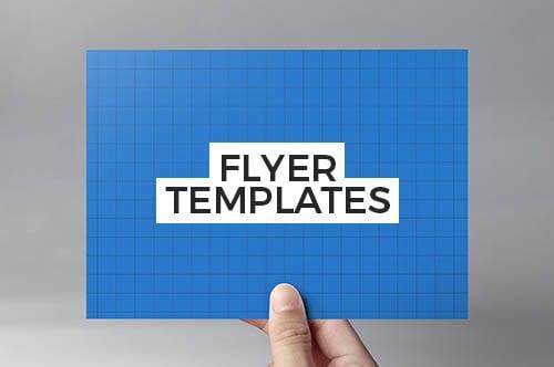 PSD & Vector Flyer Templates
