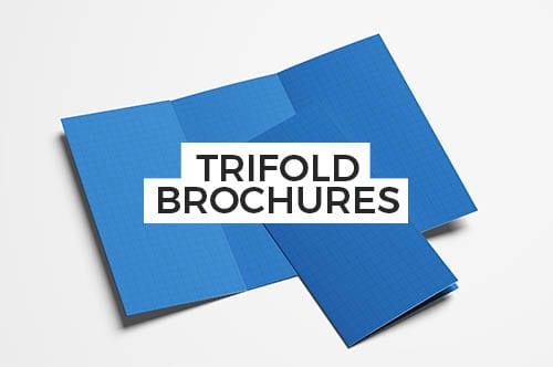 PSD & Vector Tri-Fold Brochure Templates