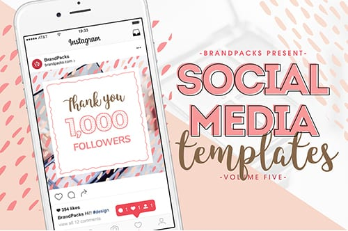 Instagram Templates Pack