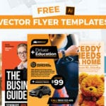Free Vector Flyer Templates