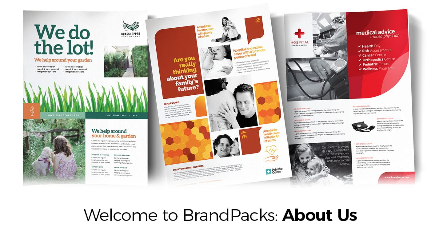 About BrandPacks