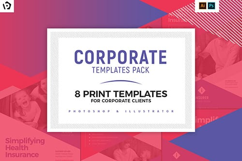 Corporate Templates Pack