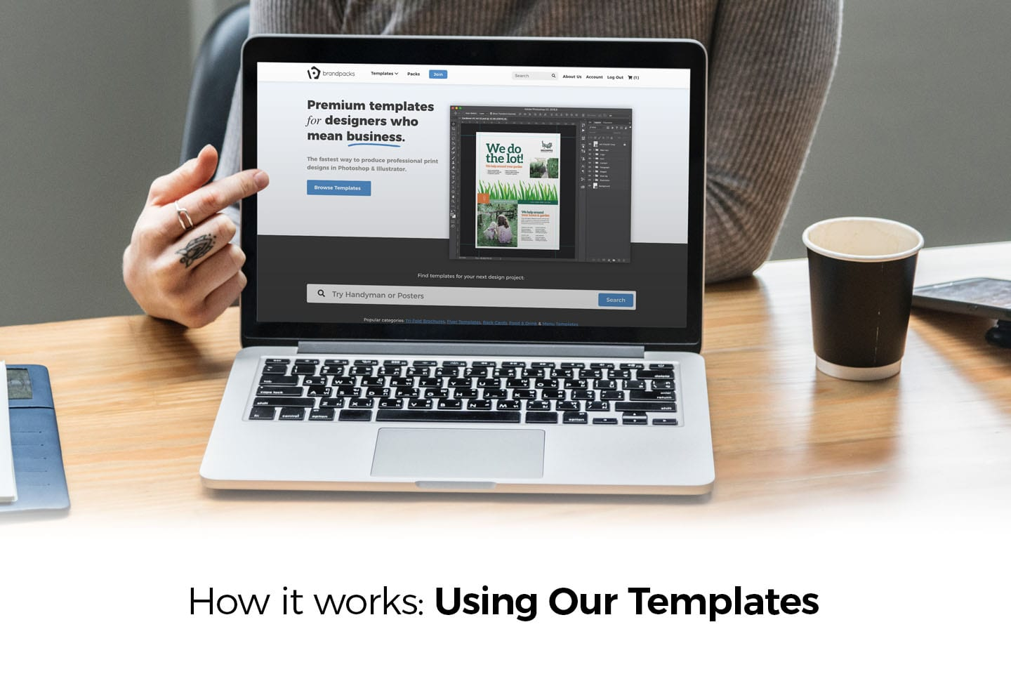 How it Works: Using BrandPacks Templates
