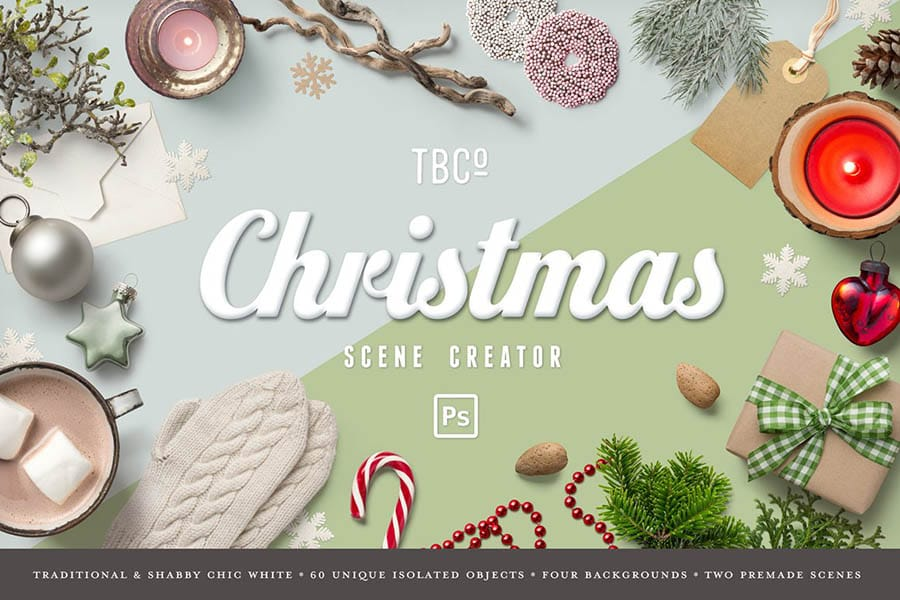 Christmas Scene Creator by The Beacon Collection