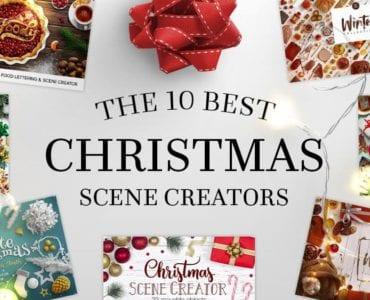 Christmas Scene Creators & Mockup Generators