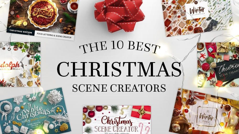 The 10 Best Christmas Scene Creators & Mockup Generators