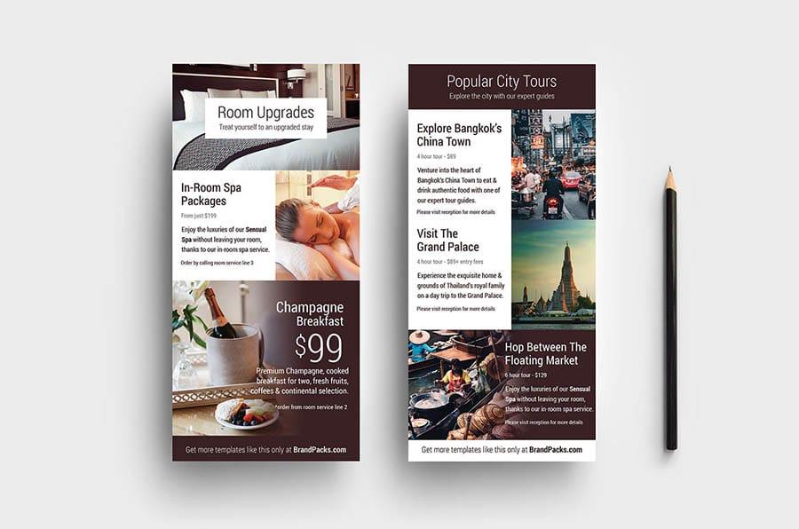 Hotel DL Card Template v2