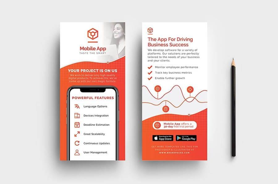 Mobile App DL Rack Card Template v2