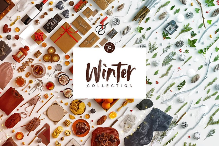 Winter/Christmas Scene Creator