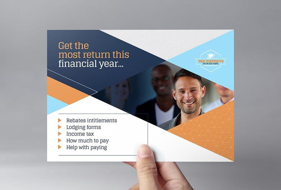 Tax Service Flyer Template
