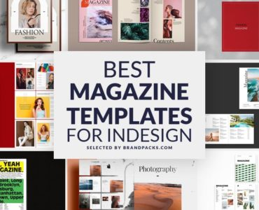 Best Magazine Templates for InDesign
