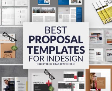 Best Proposal Templates for InDesign