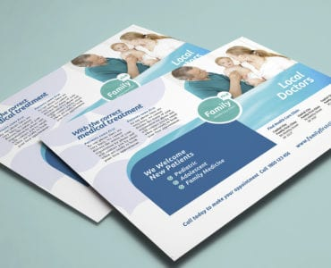 Healthcare / Medical Flyer Templates