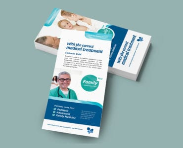 DL Healthcare Clinic Template