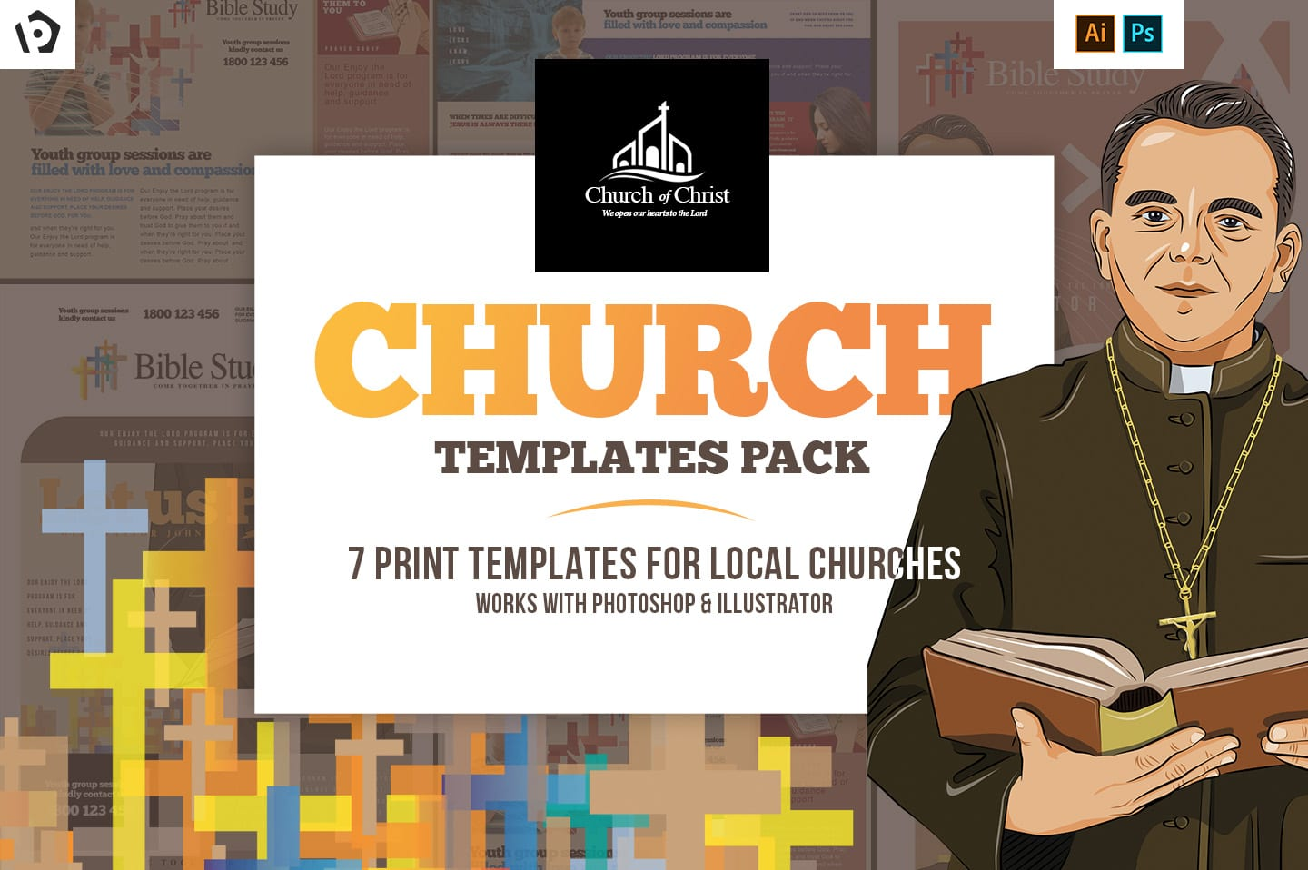 Church Templates Pack