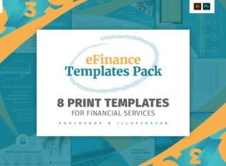 eFinance Templates Pack