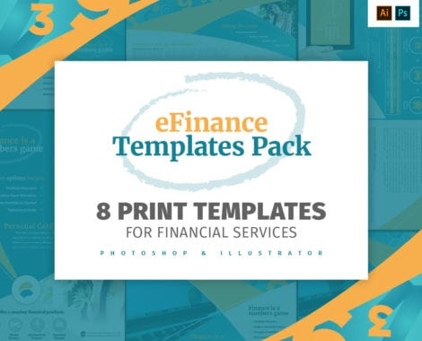eFinance Templates Pack