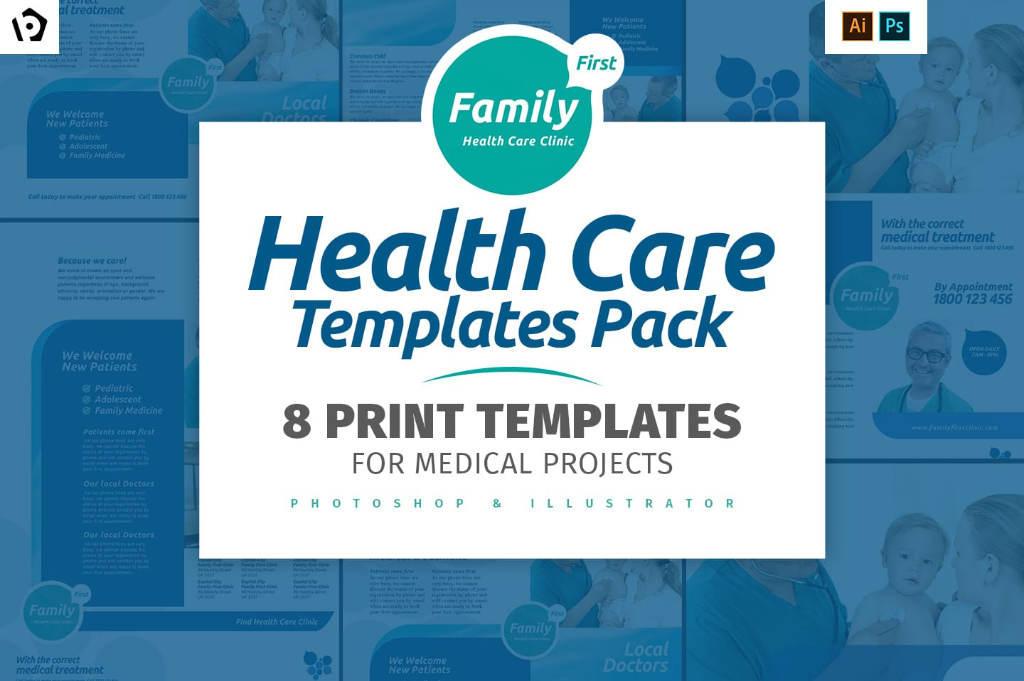 Health Care Templates Pack