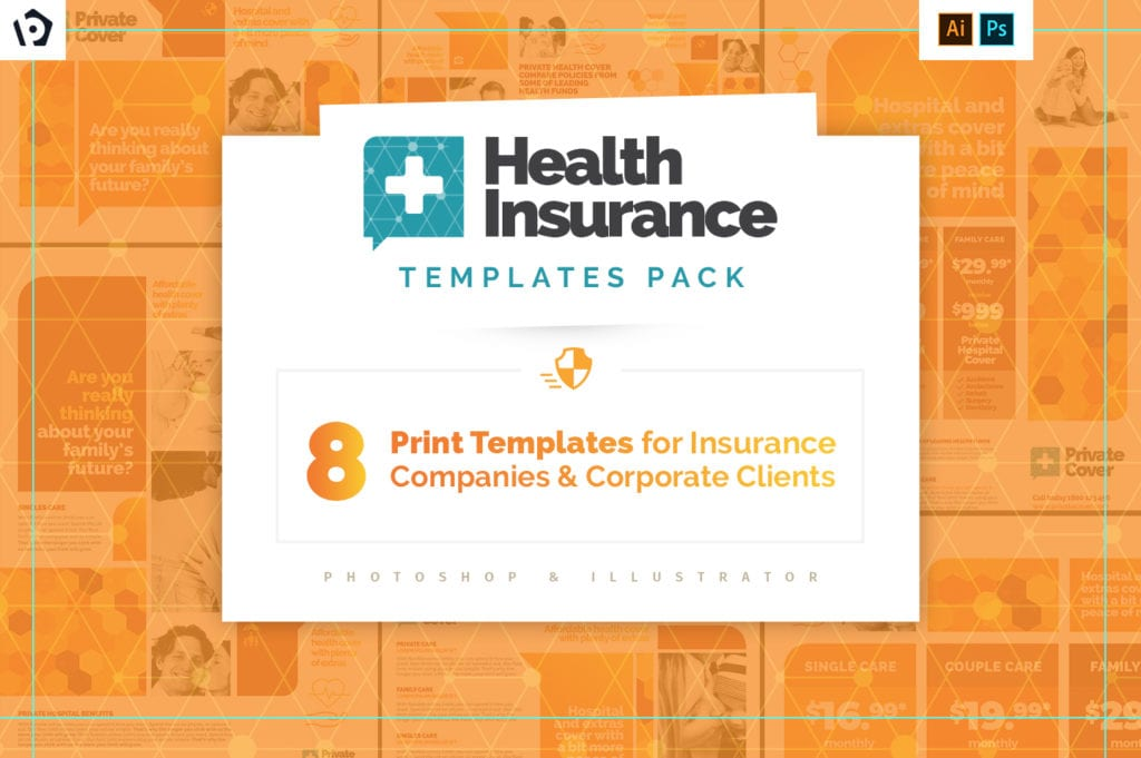 Health Insurance Templates Pack