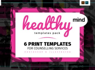 Healthy Mind Templates Pack