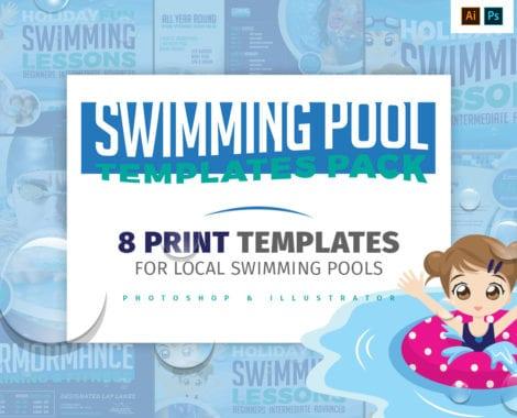 Local Swimming Pool Templates