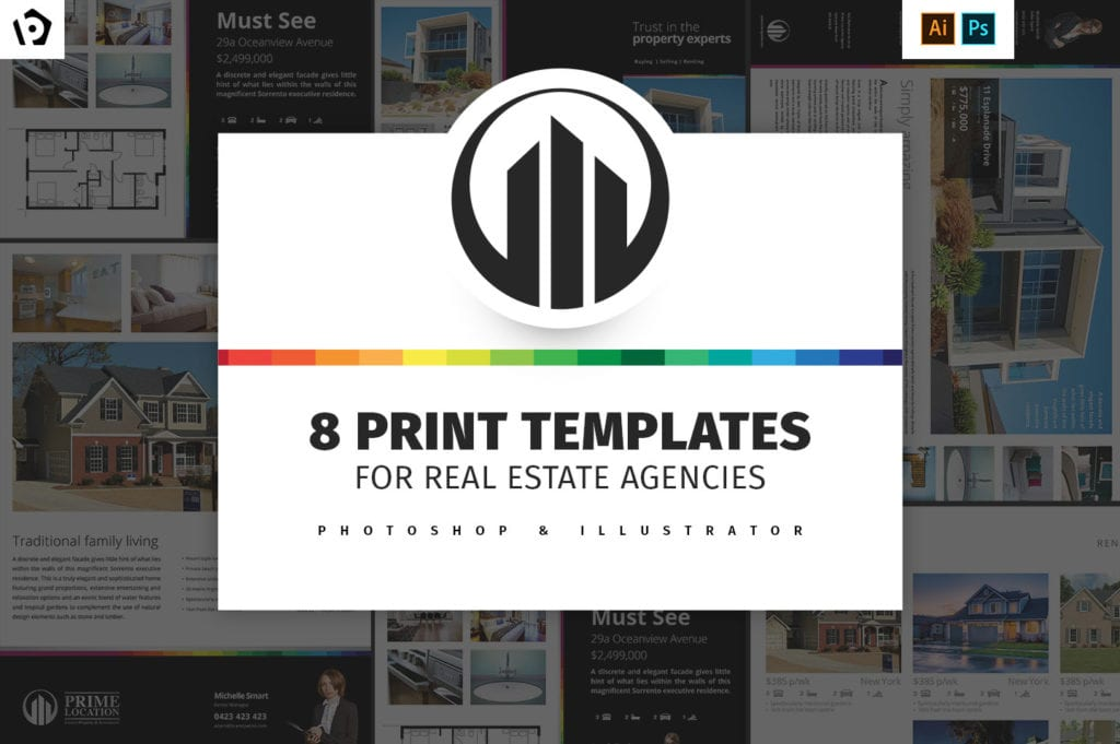 Real Estate Agency Templates Pack