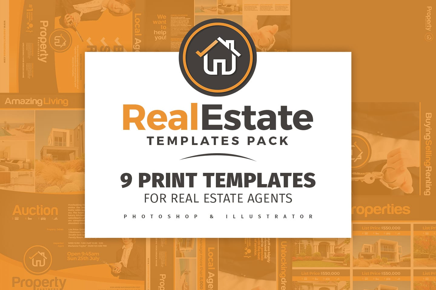 Real Estate Templates Pack