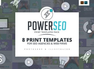 SEO Agency Templates Pack