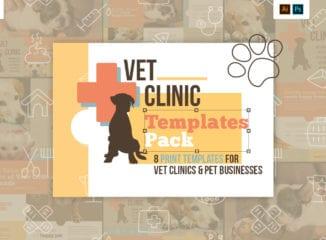 Vet Clinic Templates Pack