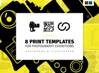 Photography Exhibition Templates Pack