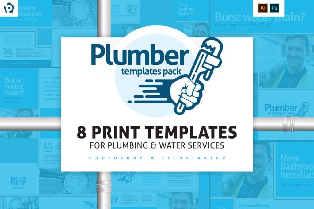 Plumber Templates Pack