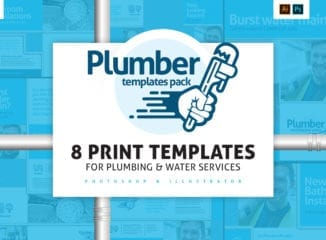 Plumber Templates Pack