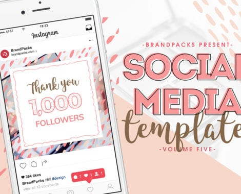 Fashion Instagram Templates